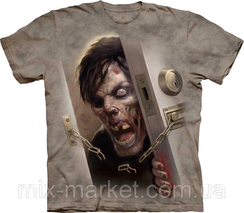 Футболка The Mountain - Zombie At the Door