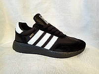 Мужские кроссовки adidas lniki runner black