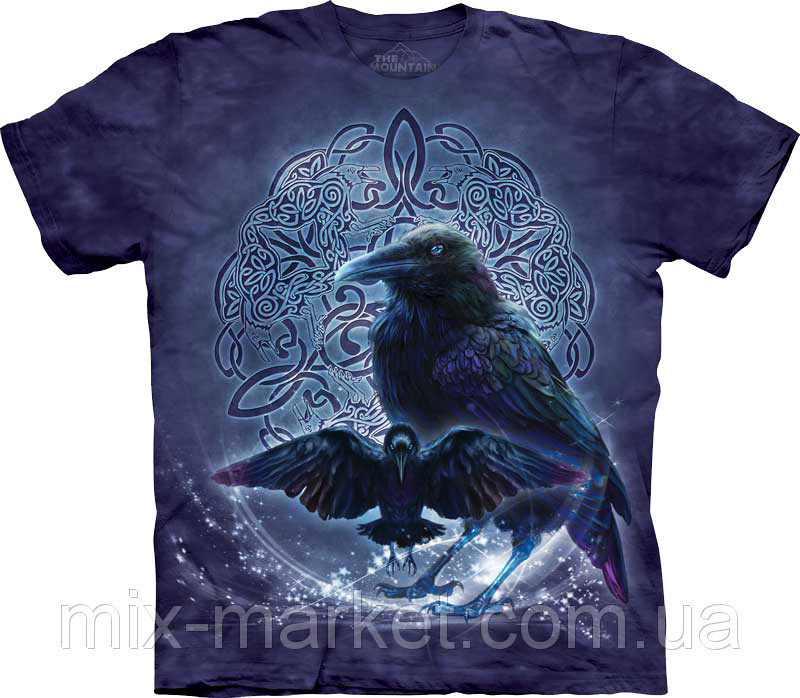 Футболка The Mountain - Celtic Raven - 2013