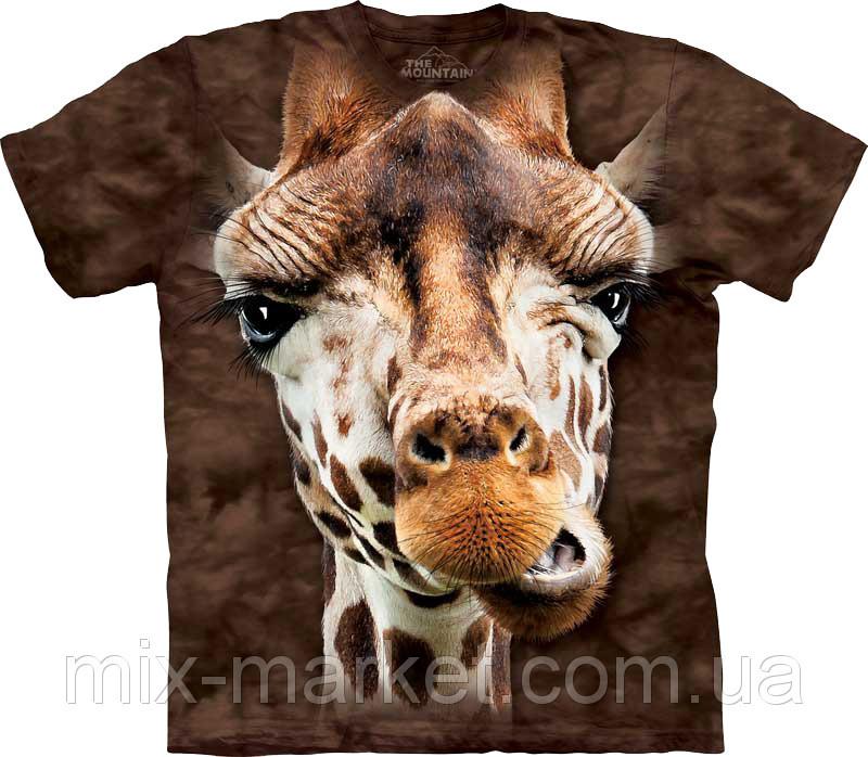 Футболка The Mountain - Giraffe- 2013
