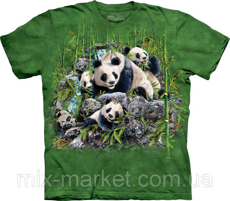 Футболка The Mountain - Find 13 Pandas - 2013