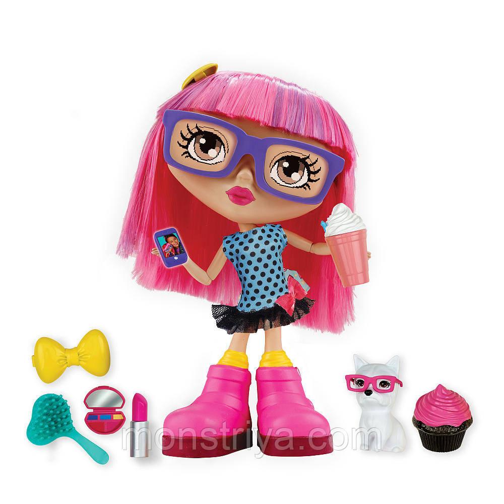 Новинка! Кукла интерактивная Габби Chatsters - Gabby Interactive Doll. Интерактивная кукла Габби.