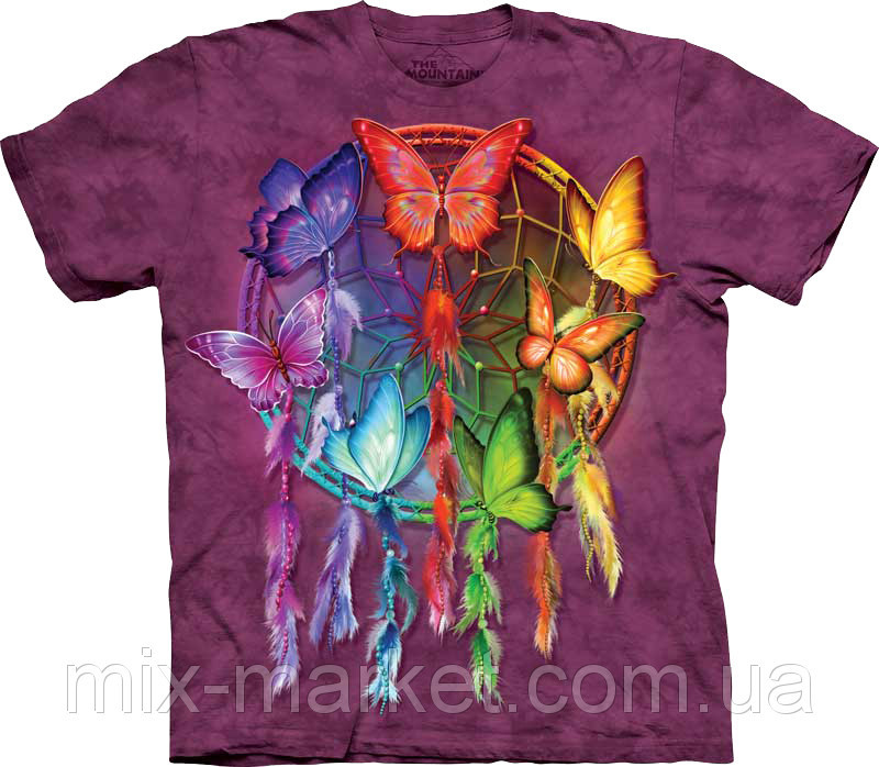The Mountain - Rainbow Butterfly Dreamcatcher