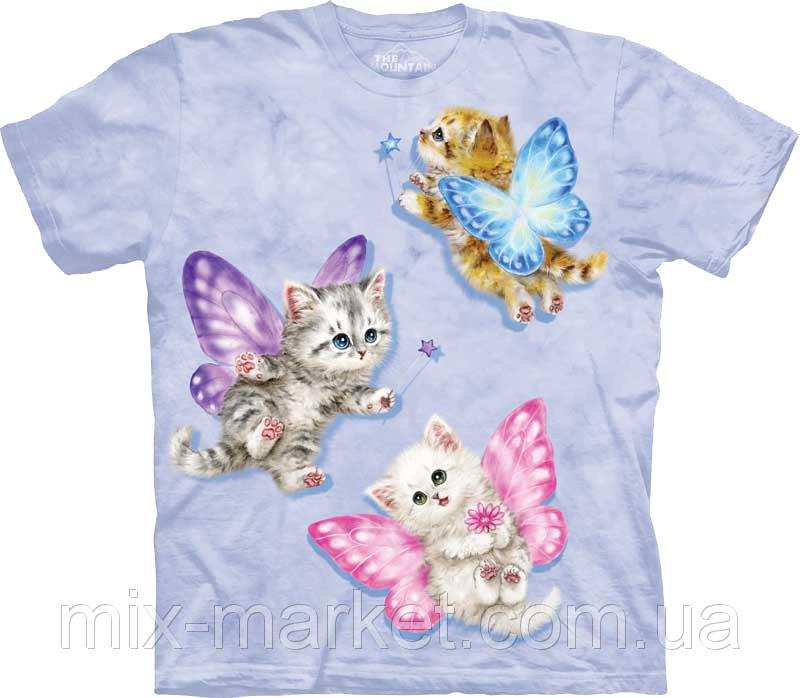 Футболка The Mountain - Butterfly Kitten Fairies