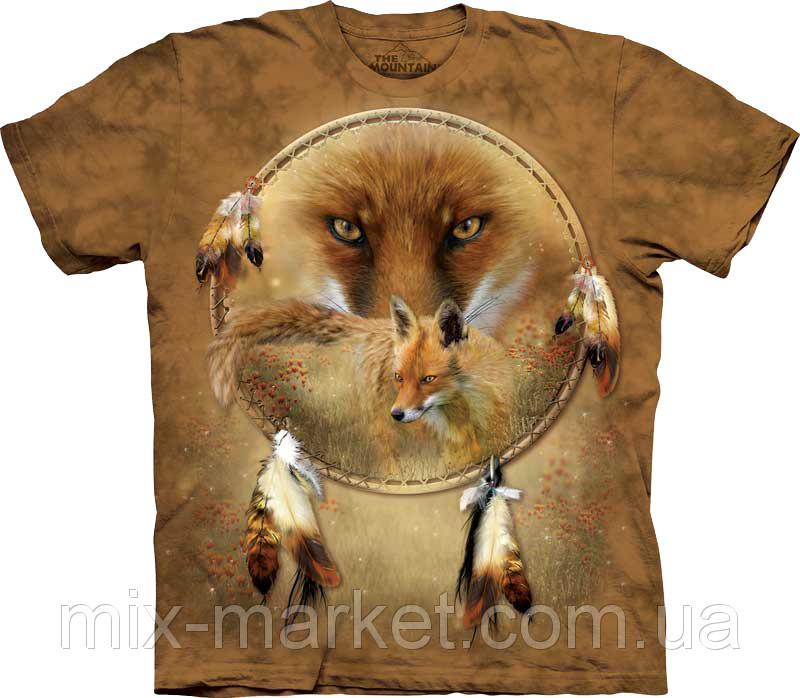 Футболка The Mountain - Dreamcatcher Fox