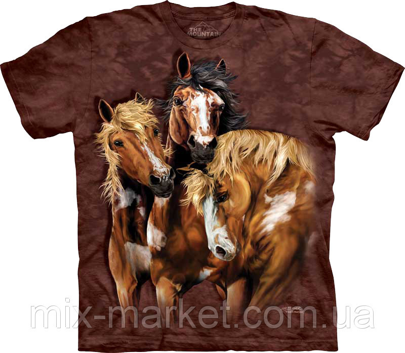 Футболка The Mountain - Find 8 Horses - 2013