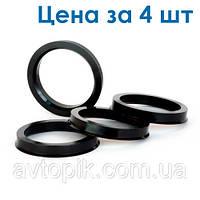 Центровочные кольца ZW 63.4 / 58.6