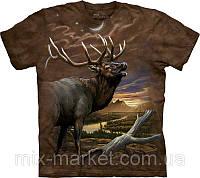 Футболка The Mountain - Elk at Dusk - 2012