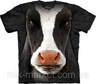 Футболка The Mountain - Black Cow Face - 2012