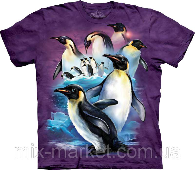 Футболка The Mountain - Emperor Penguins