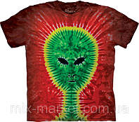Футболка The Mountain - Tie Dye Alien - 2012
