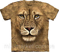 Футболка The Mountain - Lion Warrior - 2011