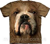 Футболка The Mountain - Bulldog Face - 2011