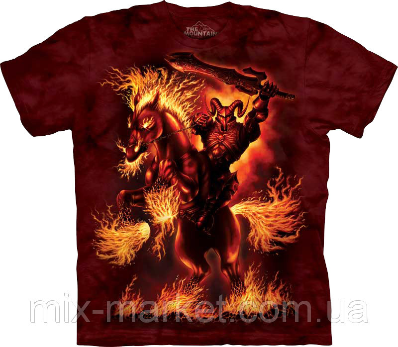 Футболка The Mountain - God of War