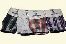 Мужские трусы (семейные) Armendo S, M, L, XL, 2XL, фото 3