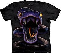 3D футболка The Mountain -  Snake Strike