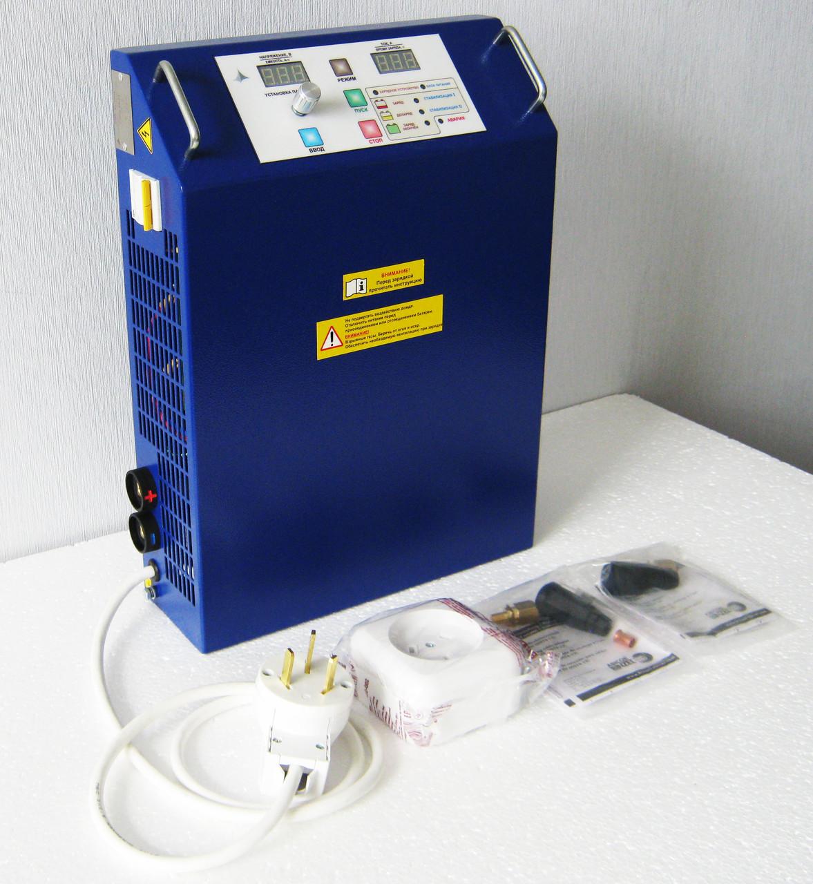 Зарядное устройство УЗПС 48-65 (12-48В/65А) для тяговых аккумуляторов
