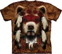3D футболка The Mountain -  Warrior Bear