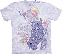 3D футболка The Mountain -  Unicornicopia