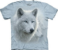 3D футболка The Mountain -  White Out