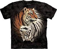 3D футболка The Mountain -  Yin Yang Tigers