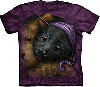 3D футболка The Mountain -  Baby Bat Bedtime