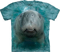 3D футболка The Mountain -  Big Face Manatee