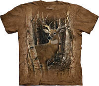 3D футболка The Mountain -  Birchwood Buck
