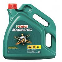 Моторное масло CASTROL Magnatec 5W-30 AP 1л 4л