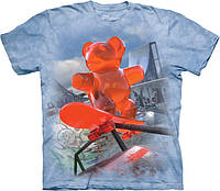 3D футболка The Mountain -  Juicy Sk8ter