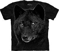 Футболка The Mountain - Black Wolf