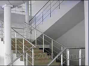 ограждения лестничное металлическое