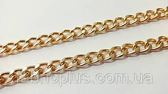 Цепочка декоративная 1.5х1 см, золото