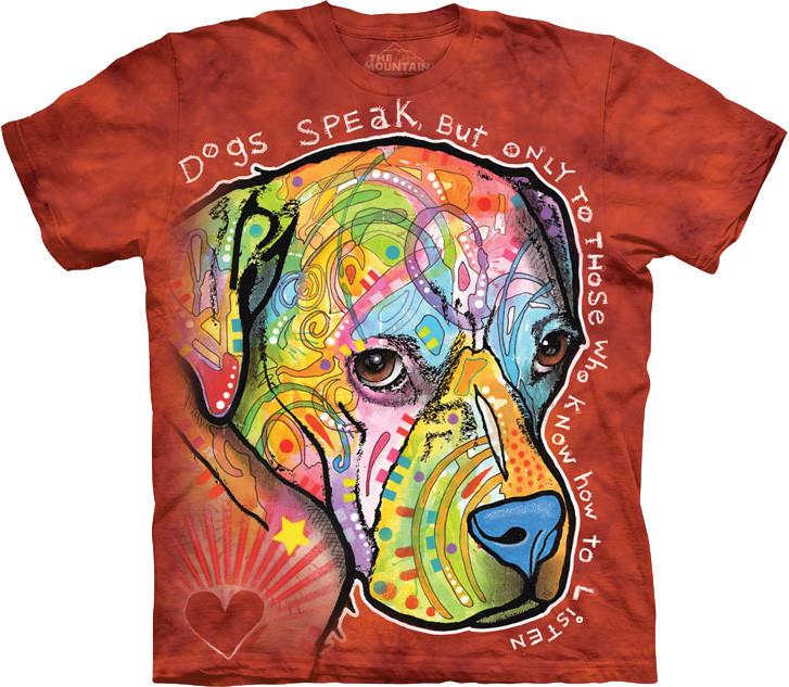 Футболка The Mountain - Dogs Speak