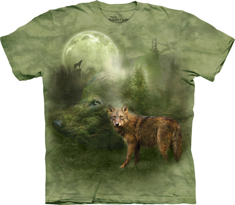 Футболка The Mountain - Forest Spirit