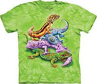 Футболка The Mountain - Geckos