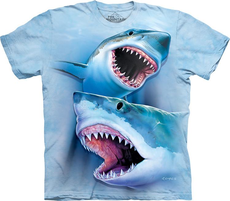 Футболка The Mountain - Great White Sharks