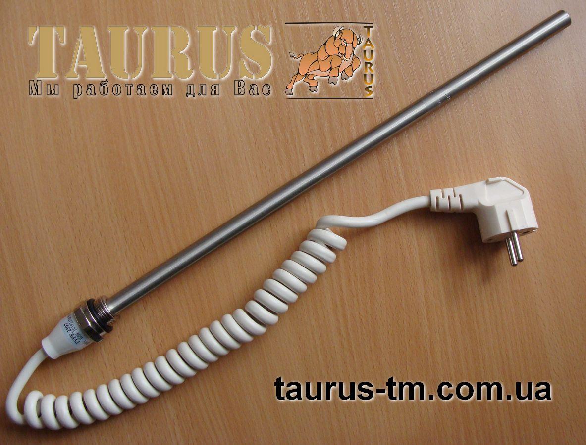 ЭлектроТЭН для базовой комплектации полотенцесушителя (со встроенным автотермостатом на 65 градусов) 200-500Вт