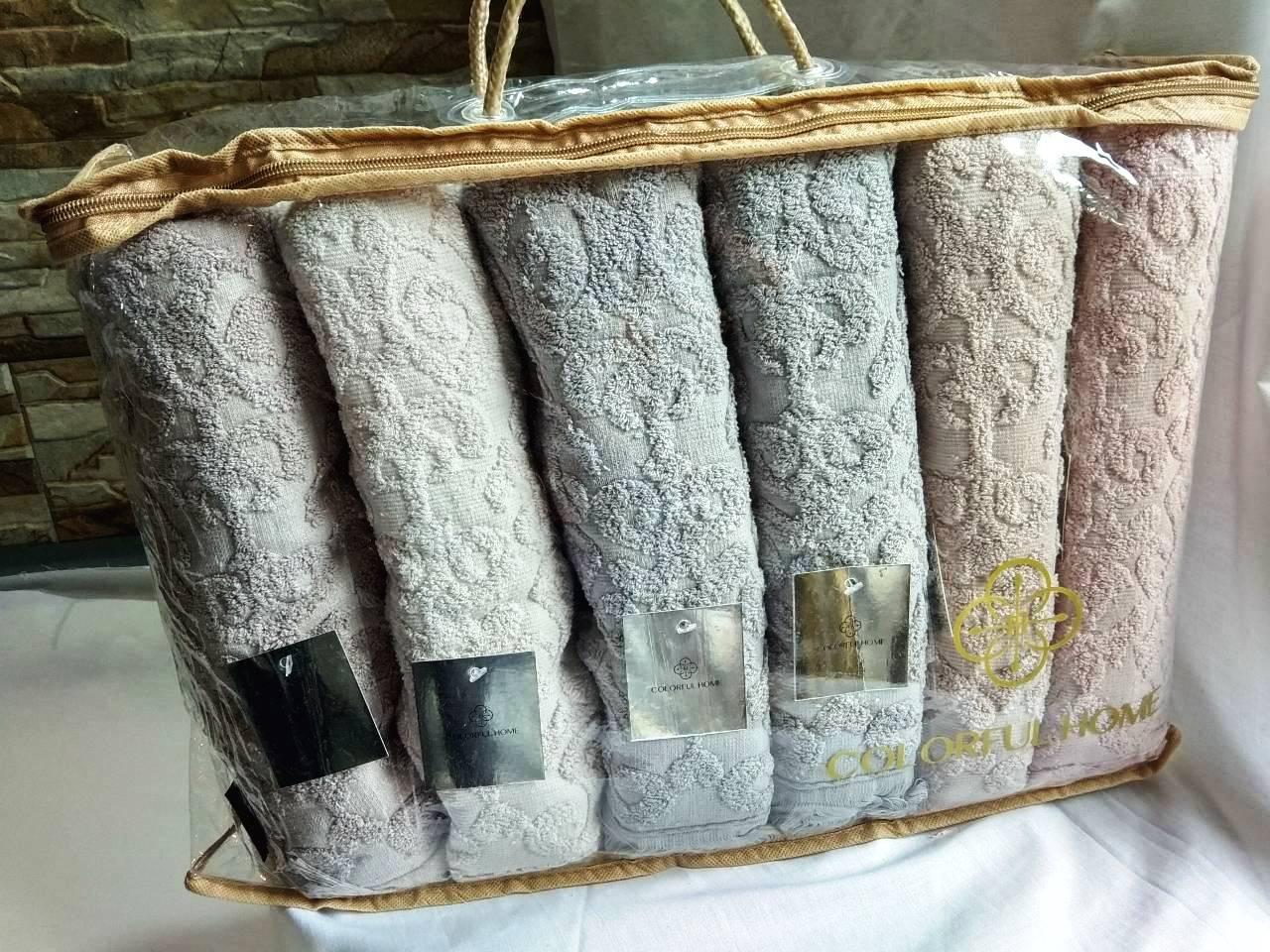 Полотенце махровое, банное