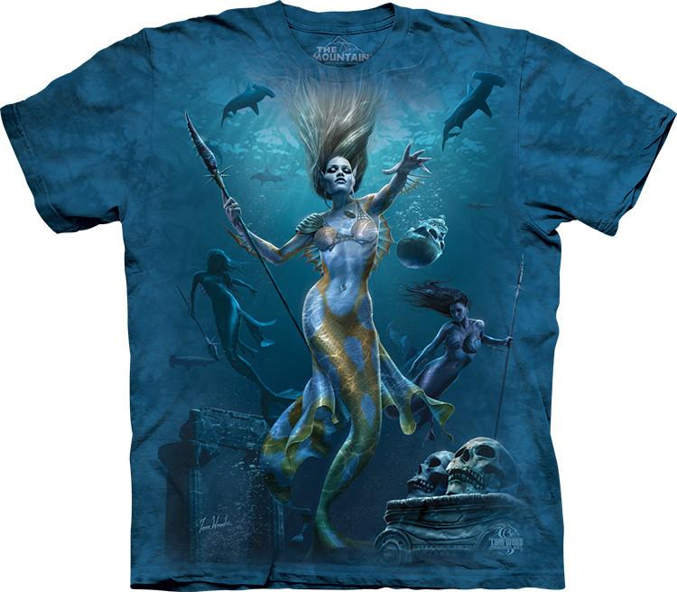 Футболка The Mountain - Mermaid Hunt