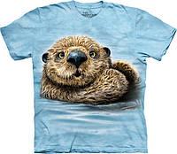 Футболка The Mountain - Otter Totem