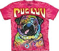 Футболка The Mountain - Pug Luv