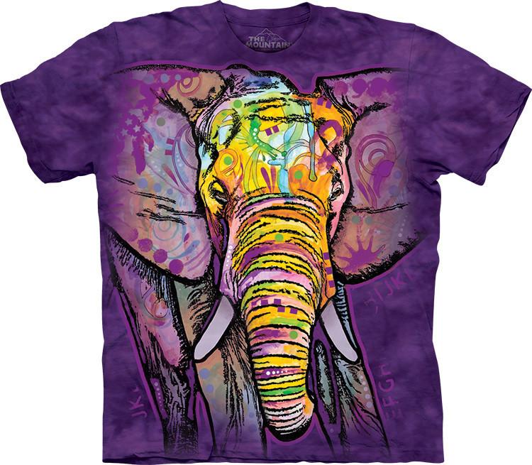 Футболка The Mountain - Russo Elephant
