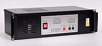 """Зарядное устройство УЗПС 72-15 (24-72В/15А) для гелевых аккумуляторов, в корпусе 19""""3U, фото 1"""