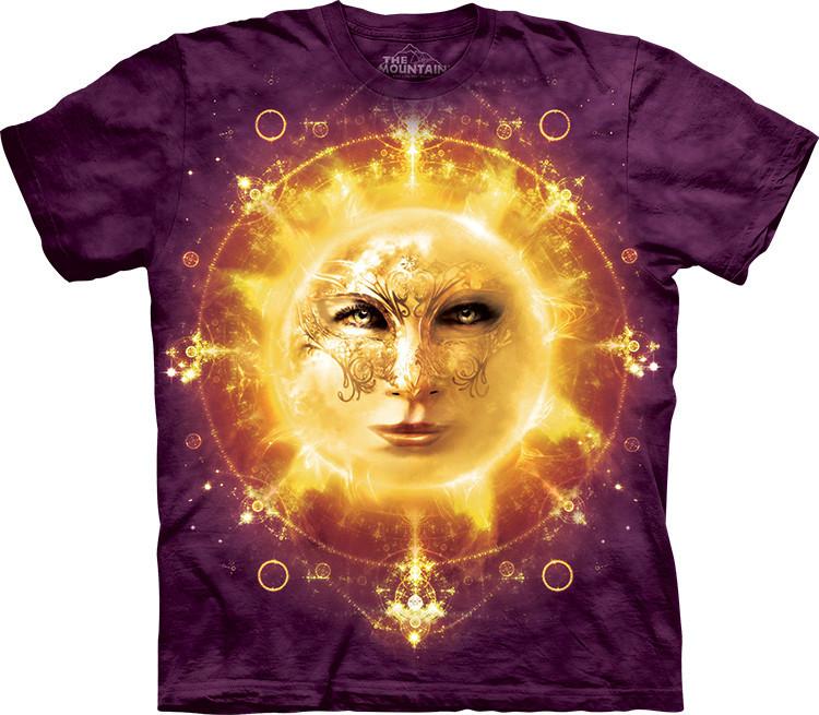 Футболка The Mountain - Sun Face
