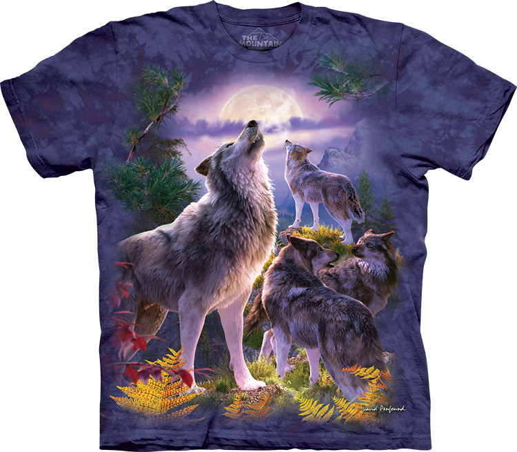 Футболка The Mountain - Wolfpack Moon