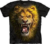 3D футболка The Mountain - Asian Lion