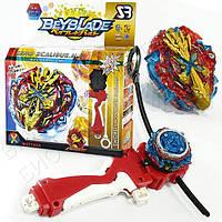Игрушка-волчок БейБлейд Взрыв BeyBlade Burst Xeno Xcalibur (Эскалибур) B48