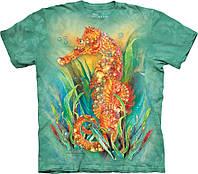 3D футболка The Mountain -  Seahorse