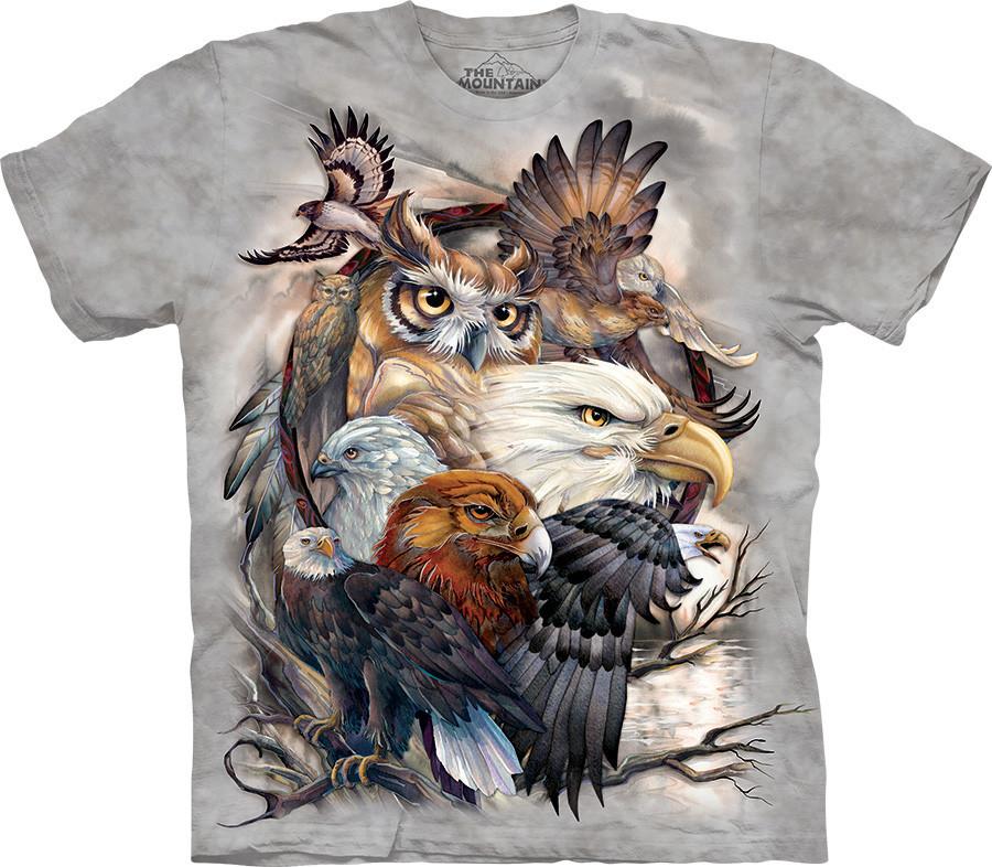3D футболка The Mountain -  Sky Kings